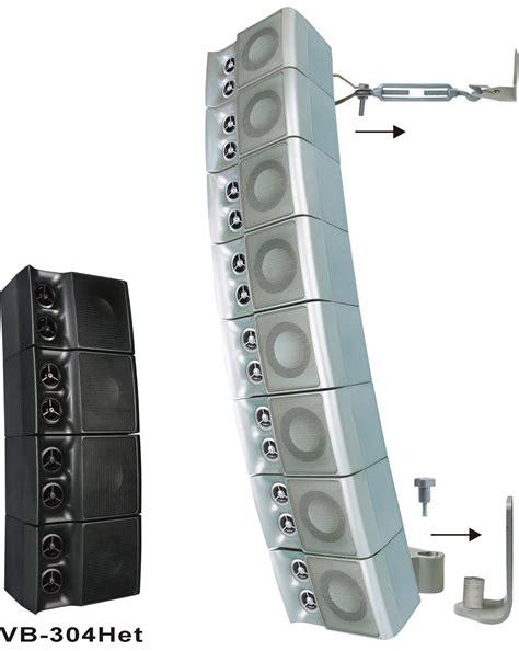 China Hi-Fi Line Array Speaker - China line array and pa ...