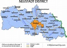 Neustadt Germany Map