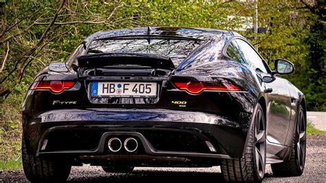 Jaguar Ftype Sport by 2018 Jaguar F Type 400 Sport Sound 60fps