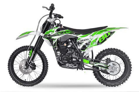 pit bike gebraucht dirtbike pitbike 150cc 4takt hurricane bestel direct