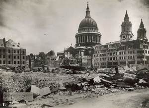 67 Not Out: St.Paul's Cathedral Protected By A Hidden ...