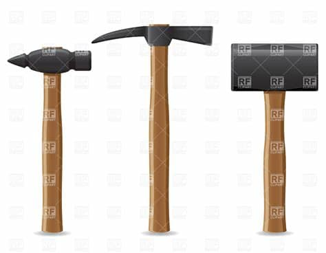 Download icons in all formats or edit them for your designs. Mallet Vector at Vectorified.com | Collection of Mallet ...