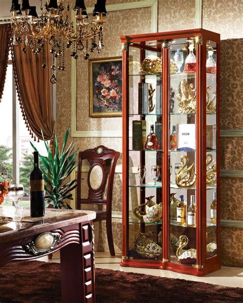 Chinesische manufactuer, glasvitrine vitrine für alkohol