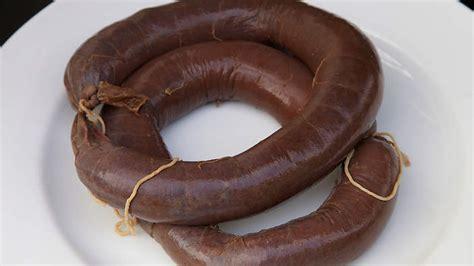 homemade blood sausage recipes besto blog