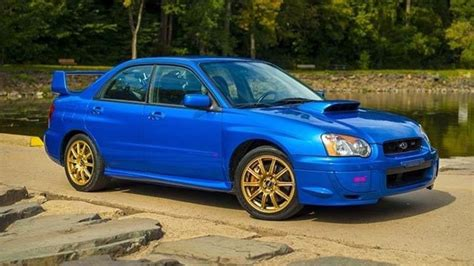 If You Own A 2004-2007 Subaru Wrx Sti Hold On And Don't