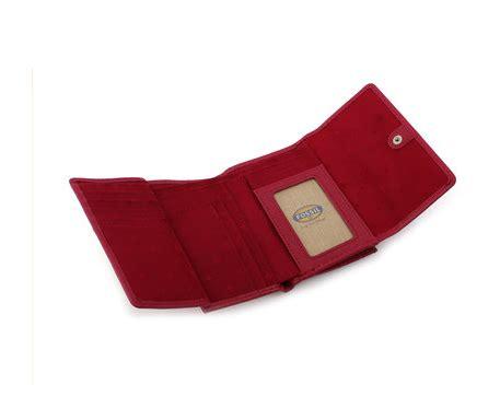 fossil wallet fuschia fossil maddox multifunction wallet fuschia pink