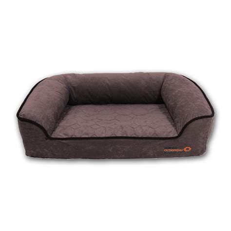 orthopedic dog bed with bolster bedroom home decorating