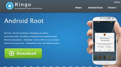 kingo android root descargar kingo root android