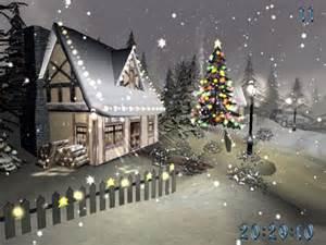 Free Animated Christmas Screensavers with Music
