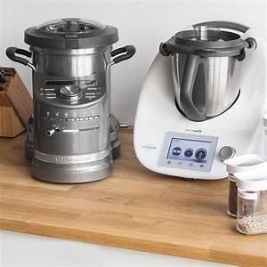 Kitchen Aid Kochbuch : im test kitchenaid cook processor vs thermomix tm5 ~ Eleganceandgraceweddings.com Haus und Dekorationen