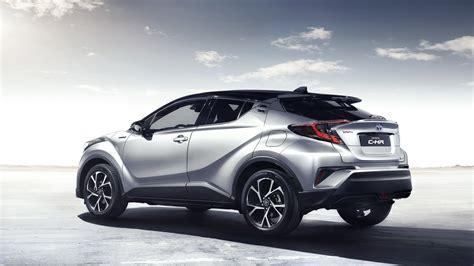 2017 Toyota Chr Interior Design Unveiled Autoevolution