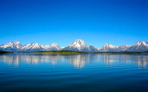 Wallpaper Hd by Grand Teton Mountain Lake Reflections Wallpapers Hd