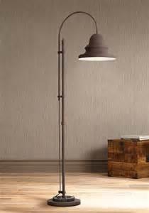 Arc Floor Lamps Walmart by Industrial Style Floor Lamps Campernel Designs