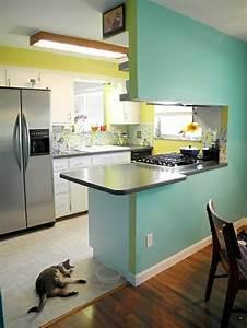 petite cuisine moderne excellent ides pour amnager une With meubler une petite cuisine 6 comment meubler votre cuisine semi ouverte archzine fr