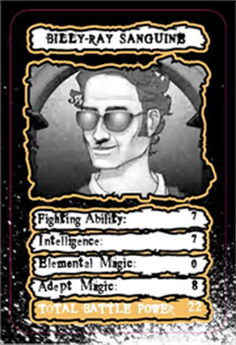 Billy Ray Sanguine Skulpedia The Skulduggery Pleasant Wiki