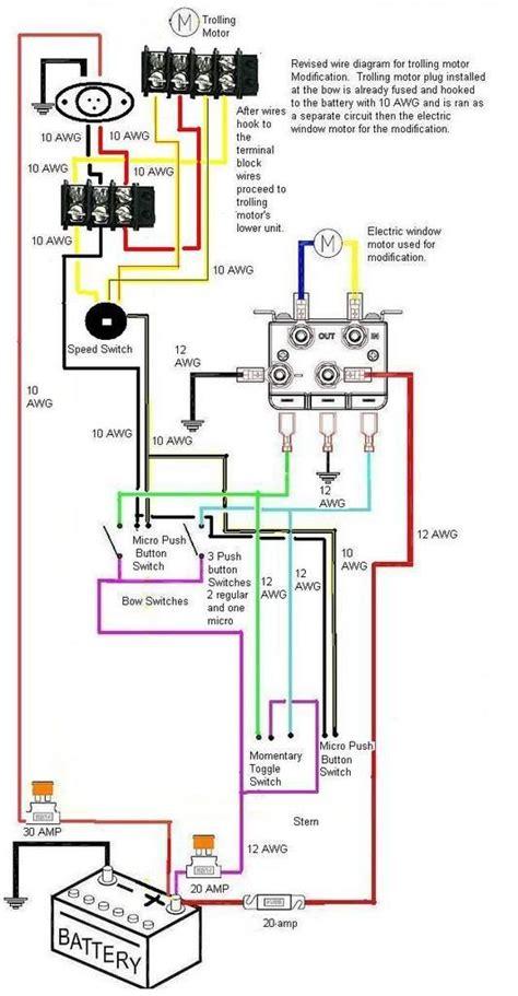 Motorguide Trolling Motor Wiring Diagram Wire