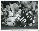 Auburn University Football Player James Joseph Tackled ...