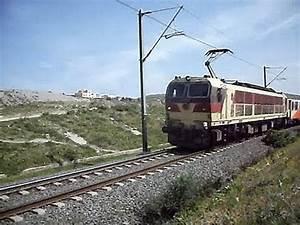 Train à L Arrivée : l 39 arriv du train e 1200 oncf tanger l 39 aouma dchar youtube ~ Medecine-chirurgie-esthetiques.com Avis de Voitures