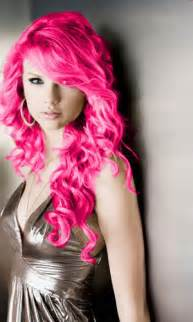 Taylor Swift Pink Hair