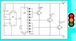 Traffic Light Controller Circuit  U2013 Economical Home Lighting