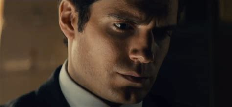 Henry Cavill is a 60's spy in new The Man From U.N.C.L.E ...