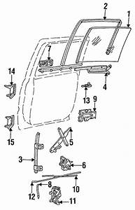 Rear Door For 1999 Gmc Suburban K2500