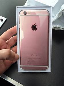 Slick Renders Imagine What A Rose Gold IPhone 6 Would Look