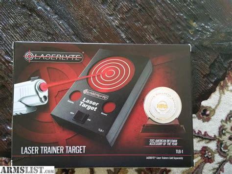 Laserlyte Laser Training, Target