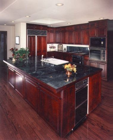 cherry floor kitchen cherry cabinets wood flooring cherry for the 2143