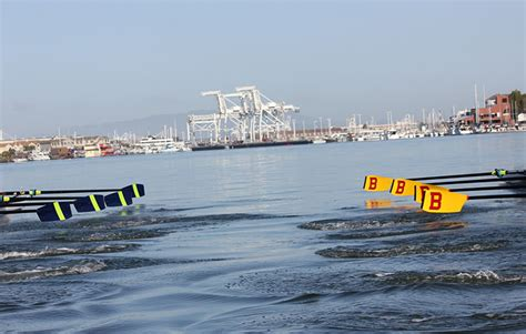 Oakland Estuary Drag Boat Racing by Estuary Oars Row2k Rowing Photo Of The Day