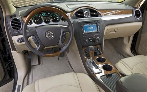 buick enclave  drive motor trend