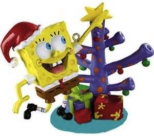 spongebob ornaments all about the goods