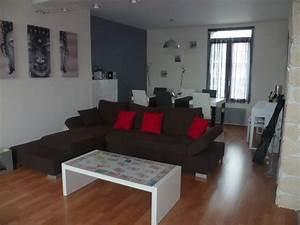 Idée Déco Petit Appartement : d coration appartement t3 ~ Zukunftsfamilie.com Idées de Décoration