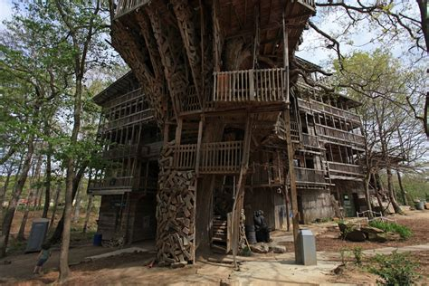 50 States Or Less The Minister's Treehouse  Crossville, Tn
