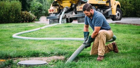 septic tank pumping   checklist   quotes
