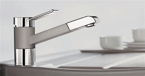 Blanco Claron Sink by The Most Popular Mixer Taps By The German Market Leader
