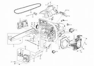 Homelite Ut10526 Parts List And Diagram