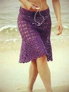 Crochet Beach Skirt  U22c6 Crochet Kingdom