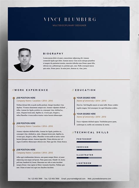 creative resume templates  cover letter