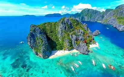 4k Philippines Desktop Islands Exotic Wallpapers Palawan
