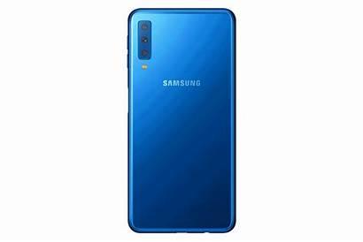Samsung A7 Galaxy Rear Smartphone Camera Unveils
