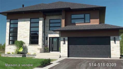 maison contemporaine a vendre maison 224 vendre jean sur richelieu 206 le sainte th 233 r 232 se
