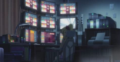 anime cerita hacker kurotsuki hacker atau programmer hebat di anime