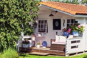 Gartenhaus Shabby Chic : so wohnt der norden dianas shabby chic traumhaus kreidefarbe winterg rten und gartenh user ~ Markanthonyermac.com Haus und Dekorationen