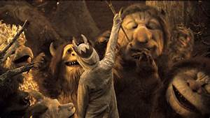 Movie Review - Where The Wild Things Are - Among Sendak's ...