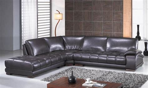 italian leather sectionals italian leather sofa living room modern with sectional 2017