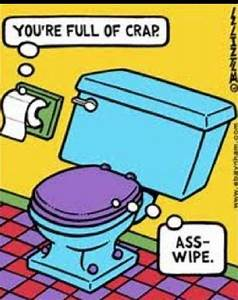 Bathroom humor another relationship down the drain for Funny bathroom jokes