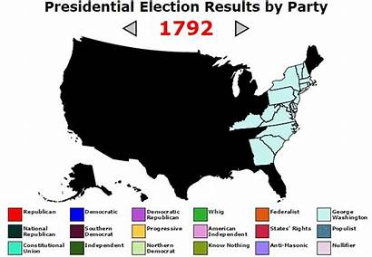 Election Results Presidential History Every Elections Far