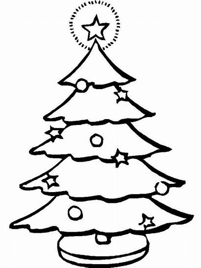 Coloring Christmas Trees Pages Wallpapers9