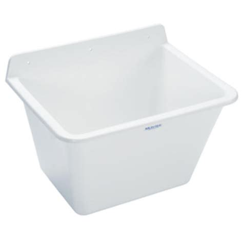 Menards Mustee Utility Sink by Mustee Utilatub 17 In X 22 In X 16 7 8 In Polypropylene